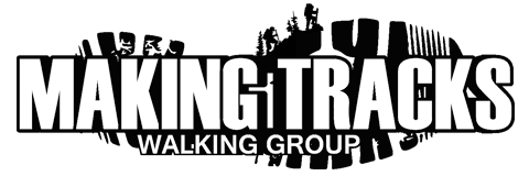Walking Tracks Logo